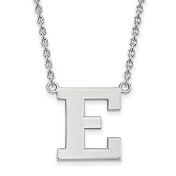 Gold Eastern Michigan University NCAA Necklace