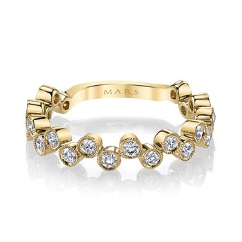 MARS Jewelry - Ring 26202YG