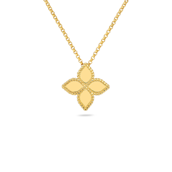 18Kt Gold Medium Pendant