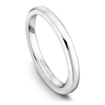 Noam Carver Wedding Band B018-01B