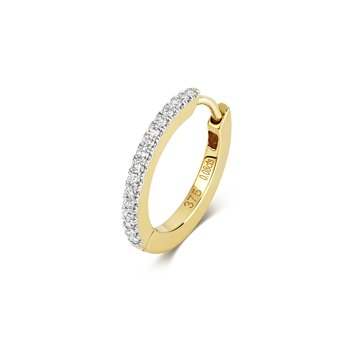 Diamond Cartilage Hoop