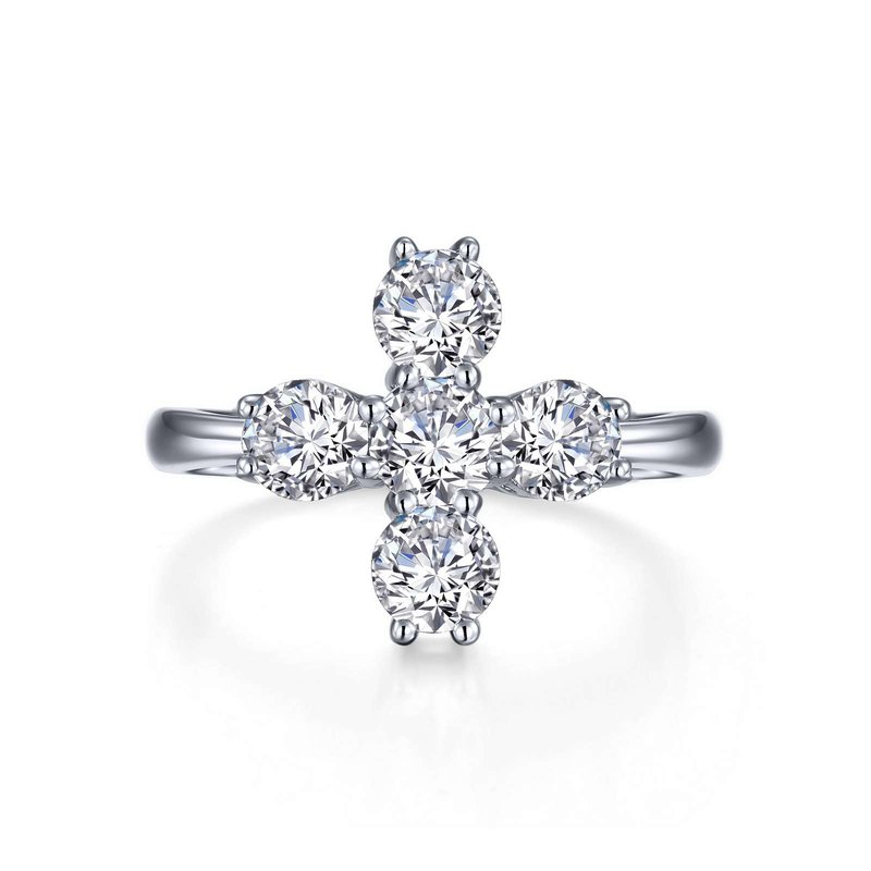 LaFonn Maltese Cross Ring