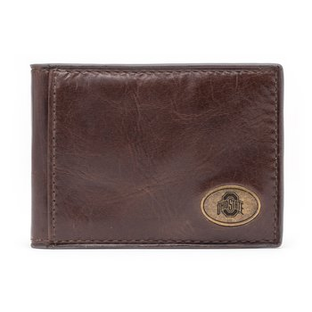 Ohio State Buckeyes Legacy Flip Bifold Front Pocket Wallet