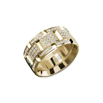 Carlex Generation 1 Ladies Fashion Ring WB-9228Y-S6