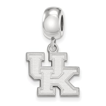 Sterling Silver University of Kentucky NCAA Bead