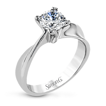 LR1197 ENGAGEMENT RING