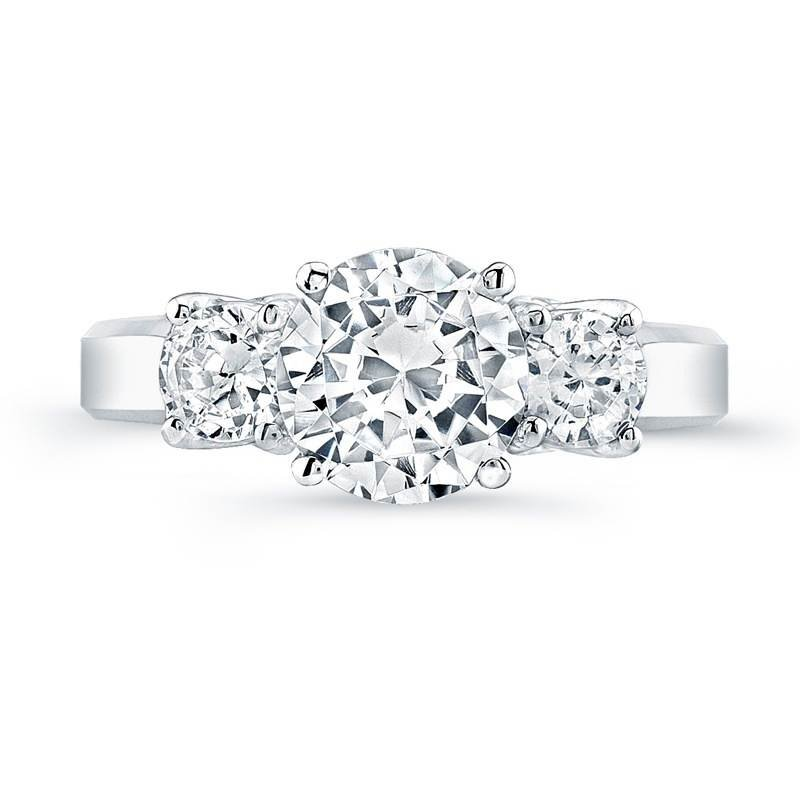 Jeff Cooper Delilah Engagement Ring