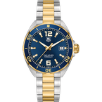 Tag Heuer TAG Heuer Formula 1 Steel &  Gold Watch