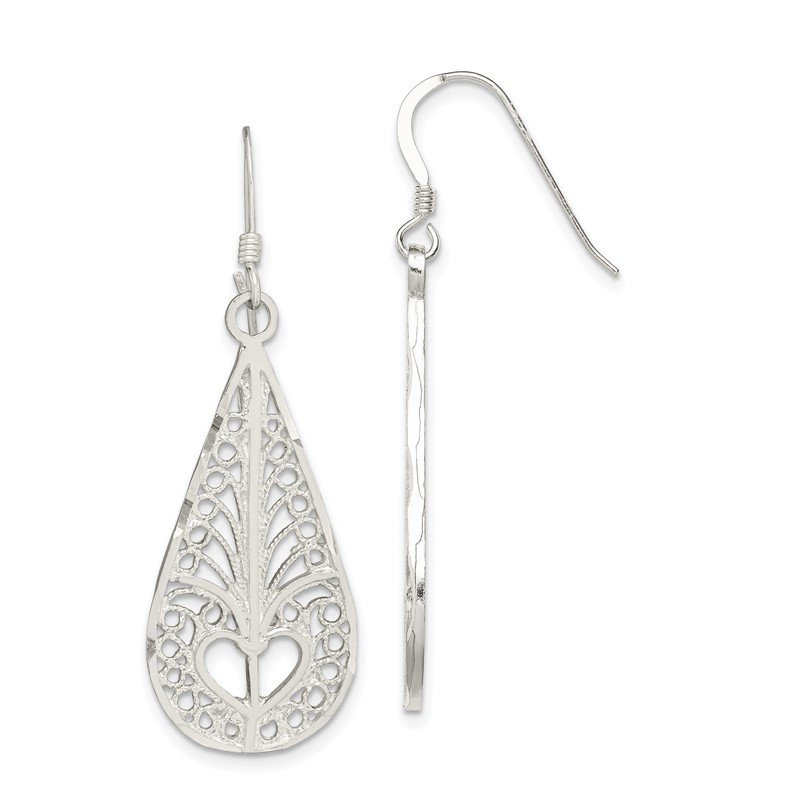Quality Gold Sterling Silver Earrings