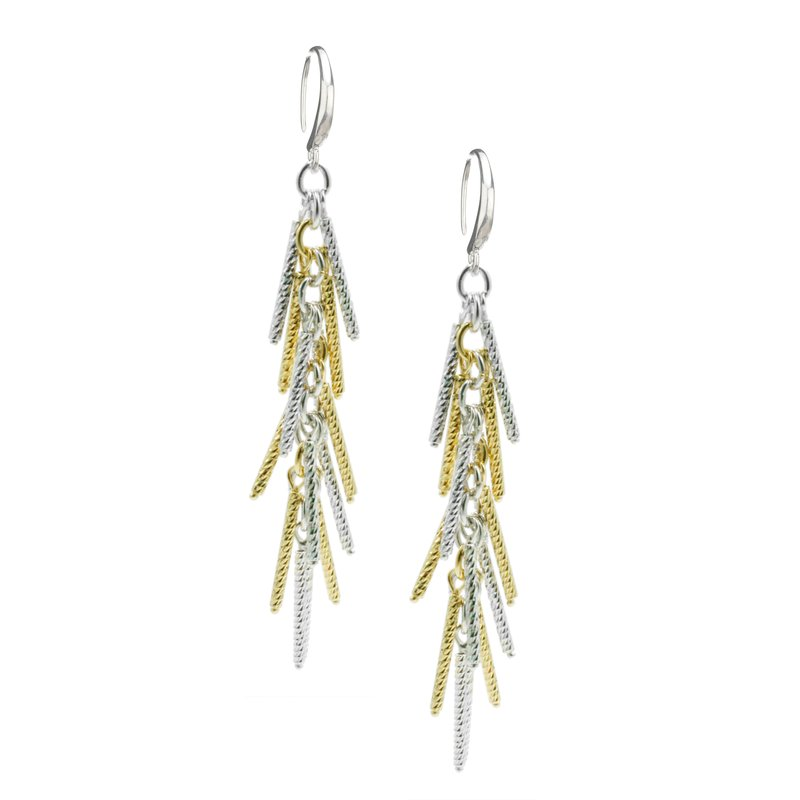 Frederic Duclos Jacqueline Earrings