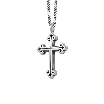 Traditional Cross Pendant