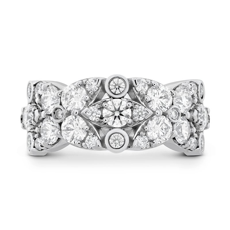 Hearts on Fire HOF Regal Diamond Ring