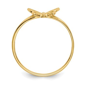 14k Children's Butterfly Ring