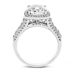 Simon G MR2614 ENGAGEMENT RING