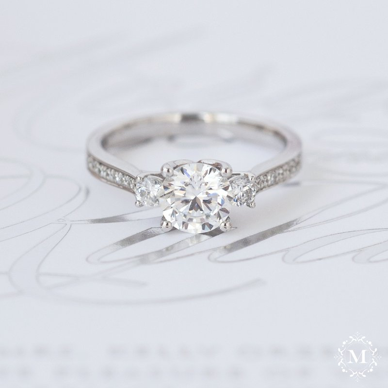 MARS Jewelry - Engagement Ring 25352