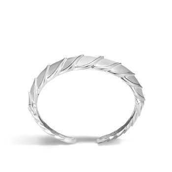 Legends Naga 17MM Flex Cuff in Silver