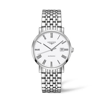 The Longines Elegant Collection 39mm Automatic