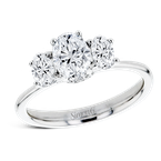 Simon G LR2841 ENGAGEMENT RING