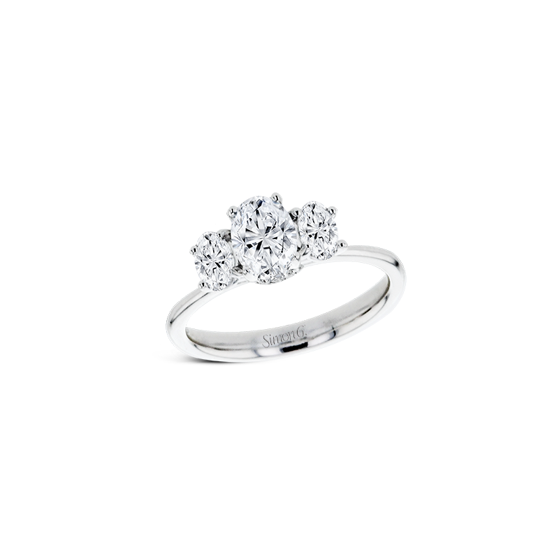 LR2841 ENGAGEMENT RING