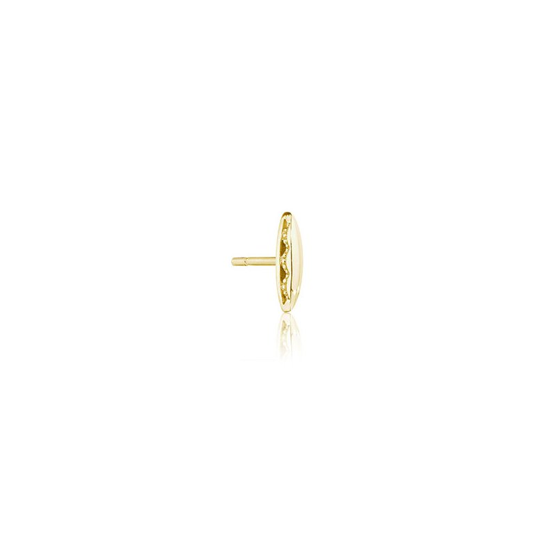 Tacori Mini Surfboard Studs