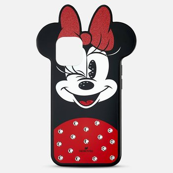 Minnie Smartphone Case with Bumper, Black