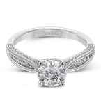 Simon G TR784 ENGAGEMENT RING
