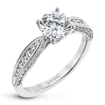 TR784 ENGAGEMENT RING