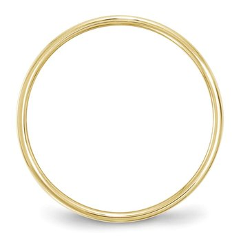 10KY 5mm LTW Flat Band Size 10