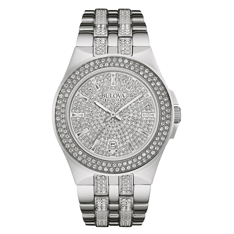 Bulova Bulova Men's Crystal
