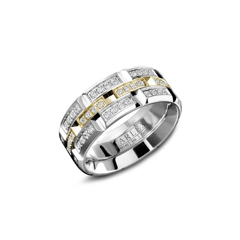 Carlex Carlex Generation 1 Ladies Fashion Ring WB-9318YW-S6
