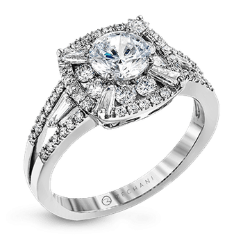 ZR1192 ENGAGEMENT RING