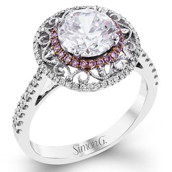 MR2825 ENGAGEMENT RING