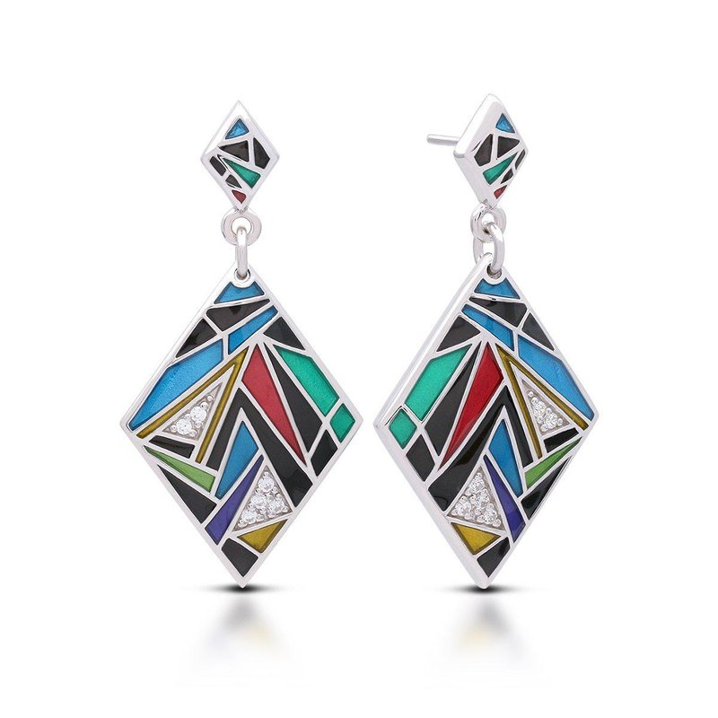Belle Etoile Chromatica Earrings