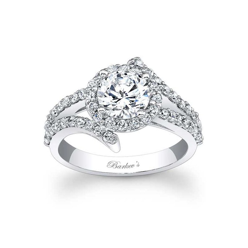 Barkev's Diamond Engagement Ring