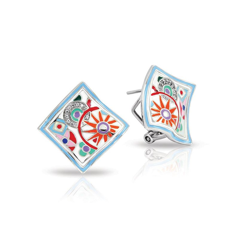 Belle Etoile Pashmina Earrings