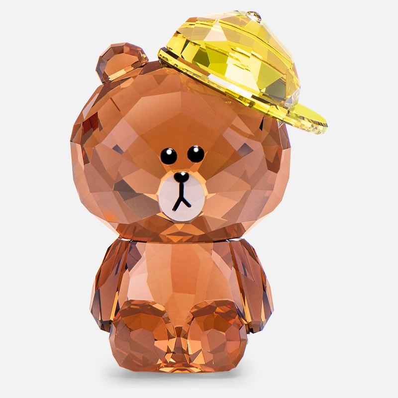 Swarovski Line Friends - Brown
