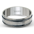 Simon G LP2185 MEN RING