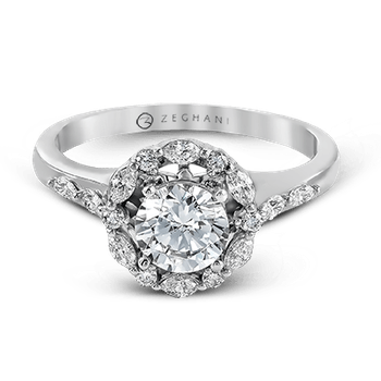 ZR908 ENGAGEMENT RING