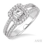 Barclay's Signature Collection diamond engagement ring