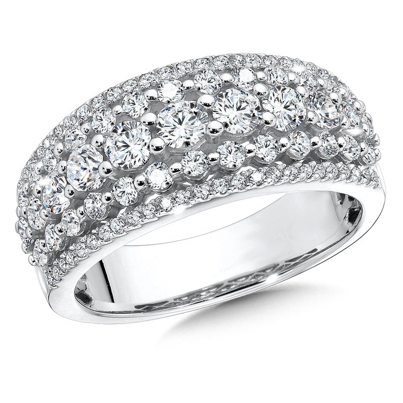 SDC Creations Diamond Ring in 14K White Gold (1/2 ct. tw.)