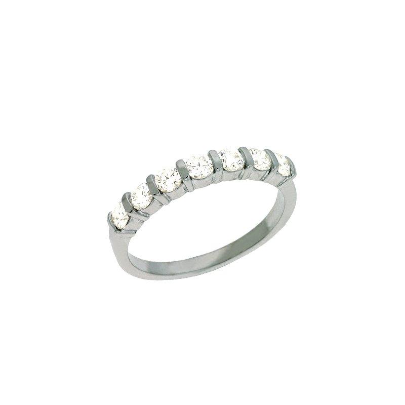 S. Kashi & Sons Bridal Single Row Channel Band