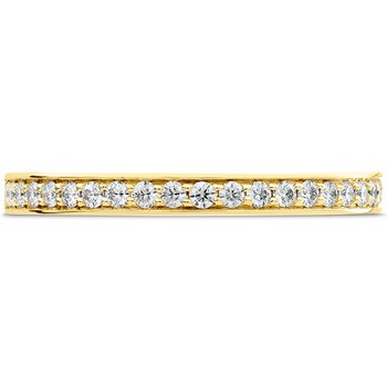0.2 ctw. Enticement Channel Wedding Band