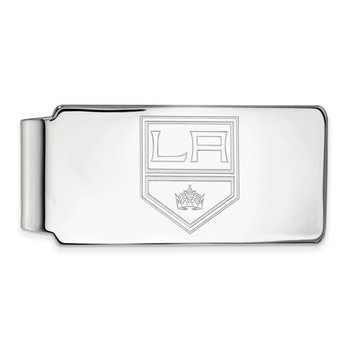 Sterling Silver Los Angeles Kings NHL Money Clip