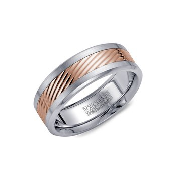 Torque Men's Fashion Ring CW015MR75