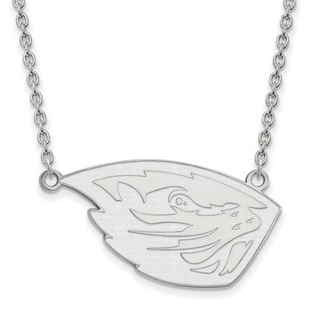 Gold Oregon State University NCAA Necklace