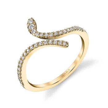 MARS 26610 Fashion Ring, 0.17 Ctw.