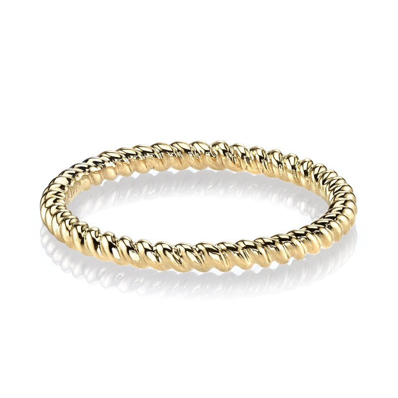 MARS Jewelry MARS 26970YG Stackable Ring