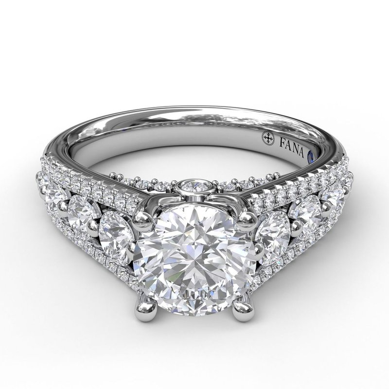 Fana Gorgeous Couture Engagement Ring