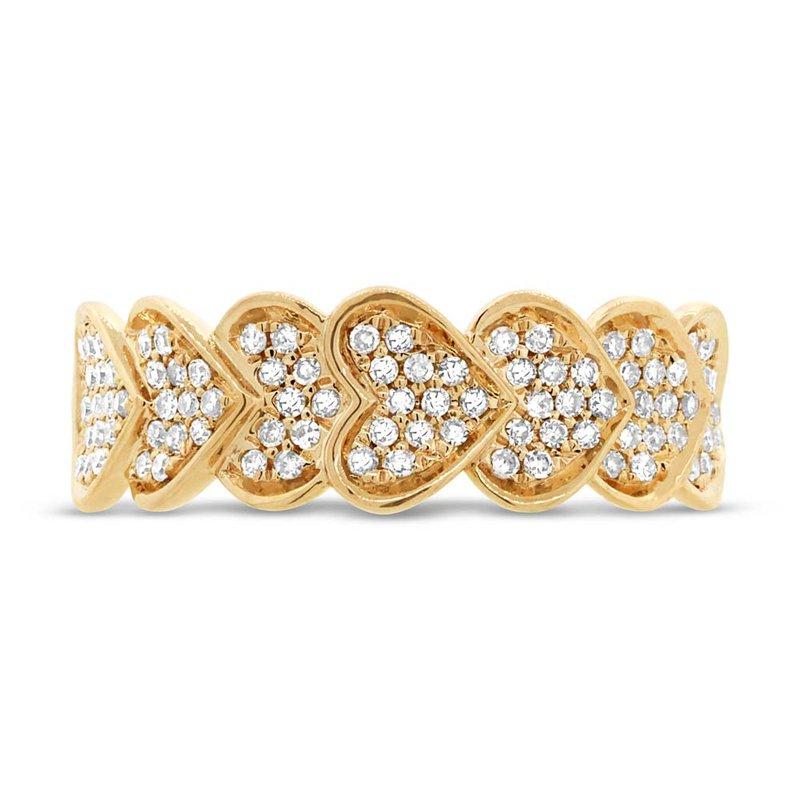 Saxon S Diamond Centers Shy Creation Sc22003782