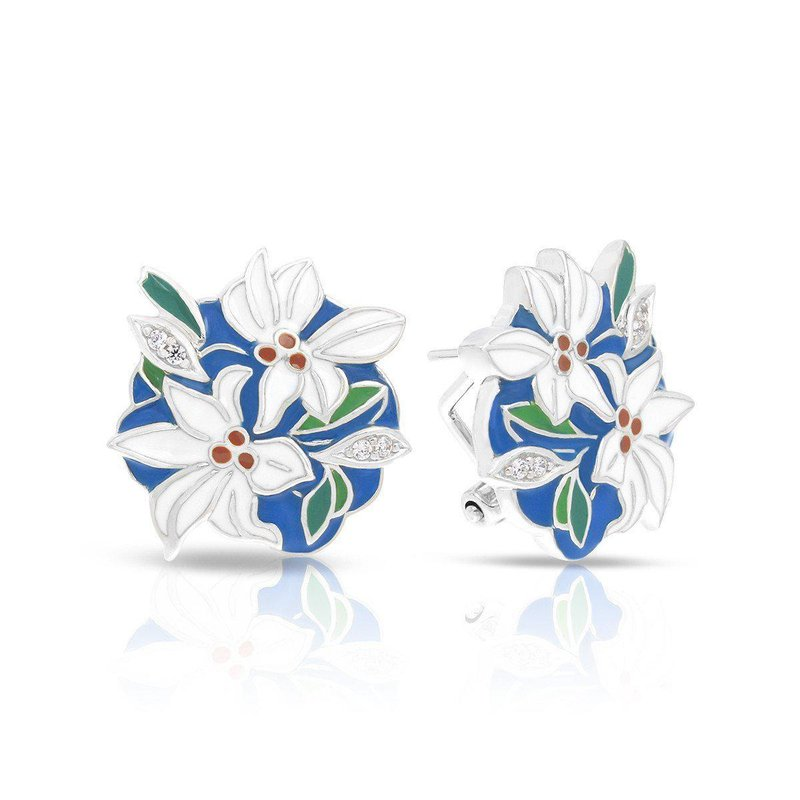 Belle Etoile Tiger Lily Earrings